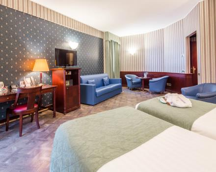 Camera Family - Best Western Antares Hotel Concorde Milano 4 stelle