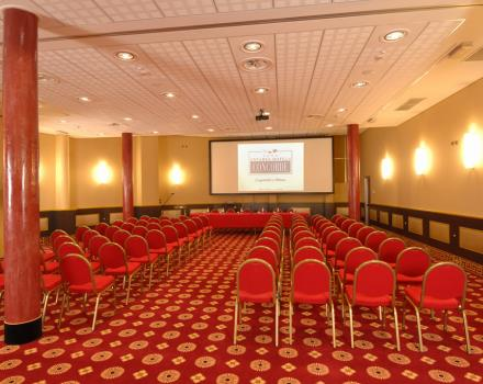 Looking for a conference in Milan? Choose the BEST WESTERN Antares Hotel Concorde