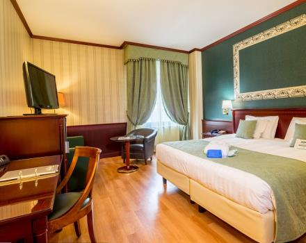 Stay at the Best Western Hotel Concorde and discover the comfort of our rooms!