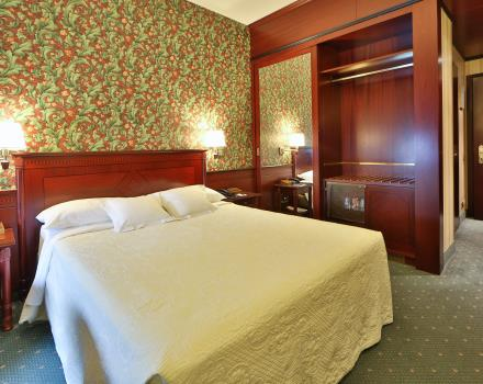 Book/reserve a room in Milan, stay at the Best Western Antares Hotel Concorde