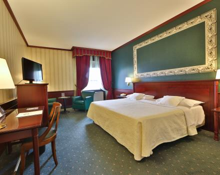Choose  the Best Western Antares Hotel Concorde for your stay in Milan
