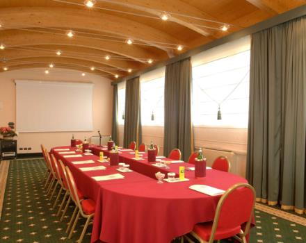 For the organization of your events in Milan choose the BEST WESTERN Antares Hotel Concorde