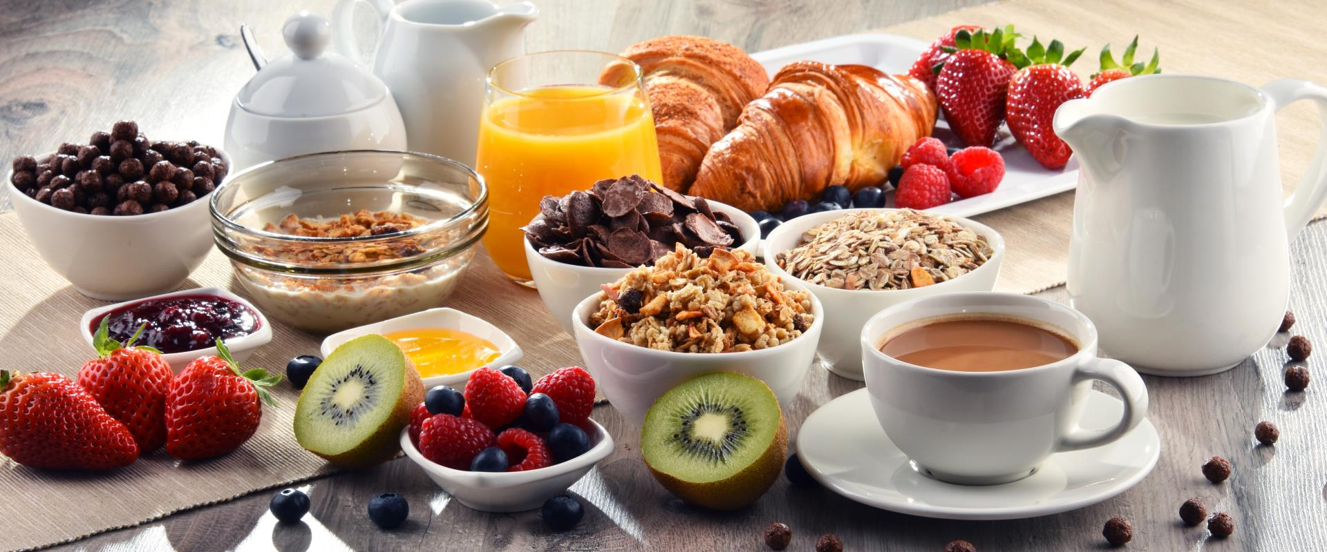 Free breakfast for Best Western Rewards ® Platinum, Diamond and Diamond Select members - Best Western Antares Hotel Concorde Milan