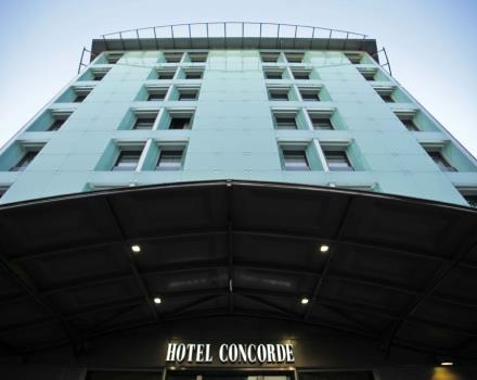 Looking for a hotel for your stay in Milan? Book/reserve at the BEST WESTERN Antares Hotel Concorde